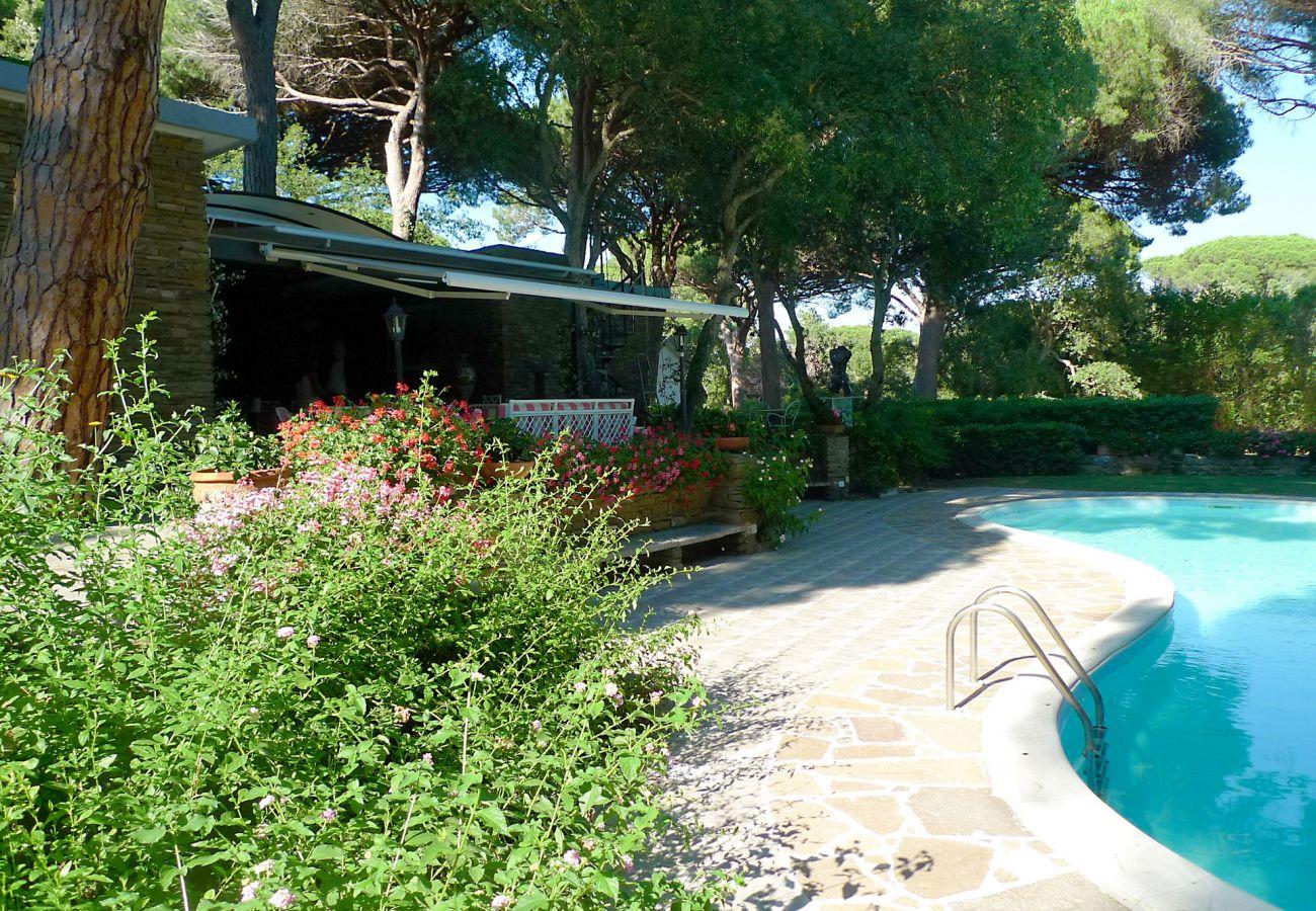 Villa in Punta Ala - Villa Raciti