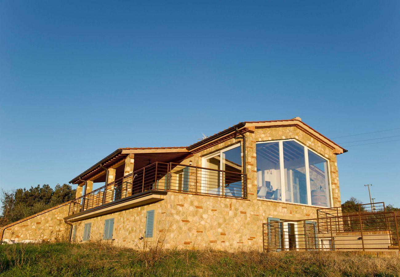 Villa in Bibbona - Villa Bibbona