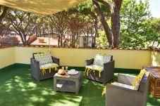 Marina di Grosseto - Lavanda Apartment - The roof terrace