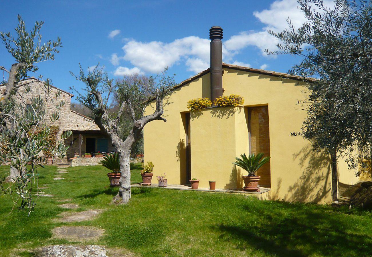 House in Roccatederighi - Casale Vezzoli