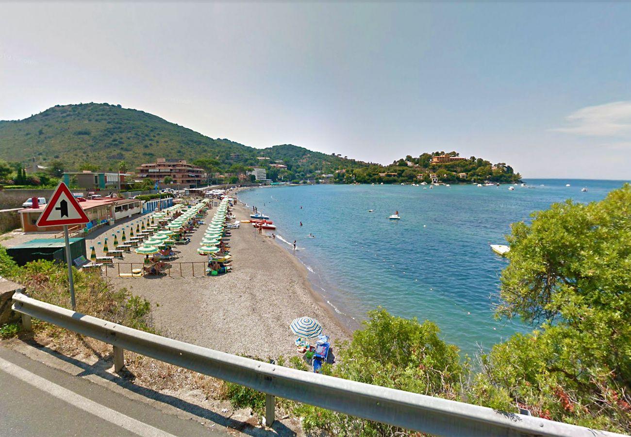 Argentario - Location Pozzarello - The beaches