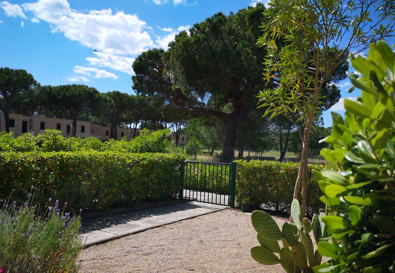 Principina mare - Bruno apartment - The entrance