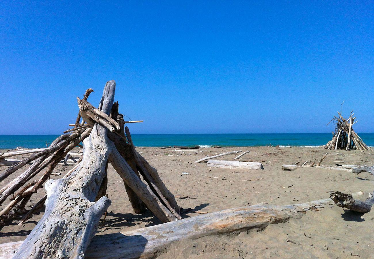 Principina mare - Wild beaches