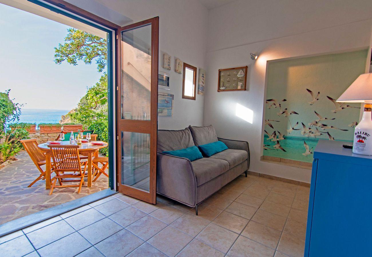 Apartment in Portoferraio - Appartamento Patio
