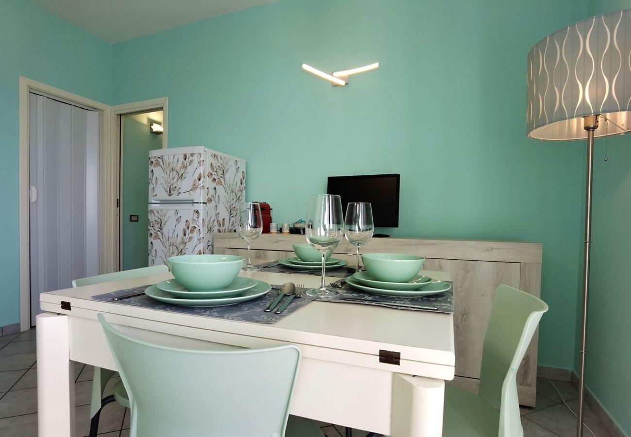 Giannella - Il Germoglio Apartment - Fancy details