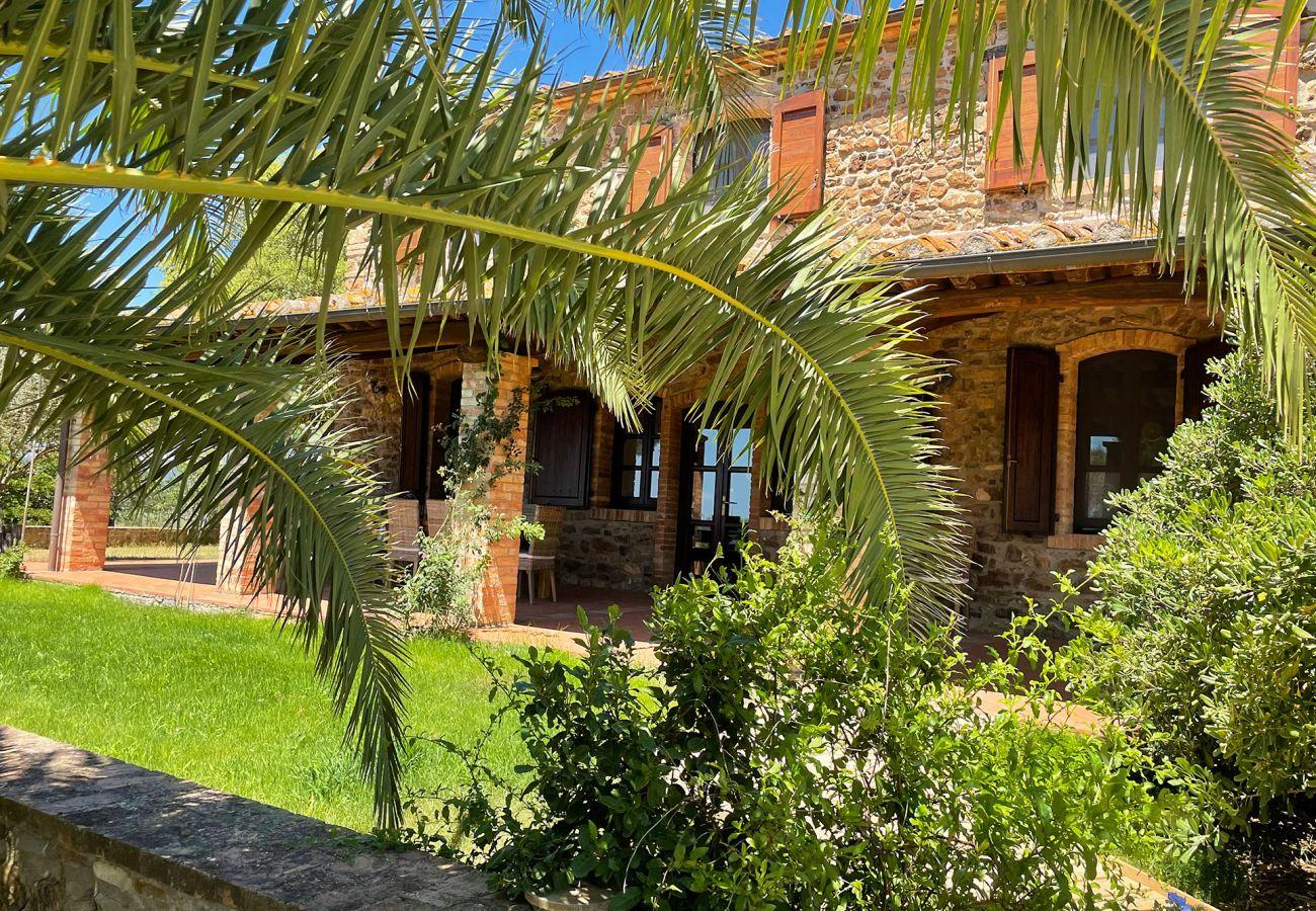 Villa in Scarlino - Villa Campo Valerio